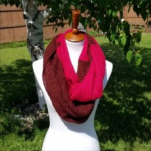 The North Face Color Block Infinity Scarf